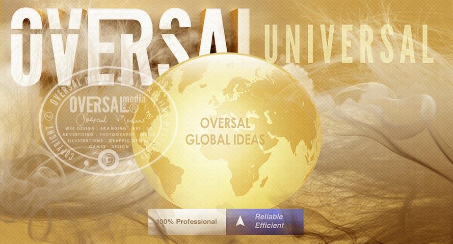 Beautiful Golden Globe Illustration Oversal Global Ideas