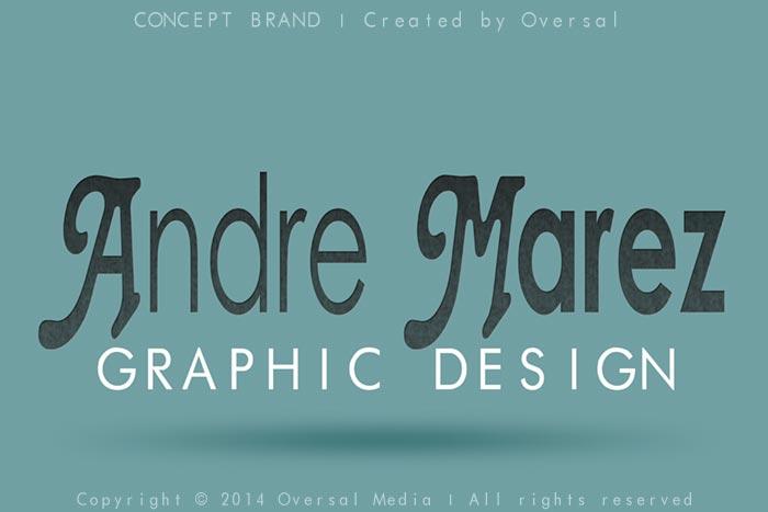 Andre Marez concept brand