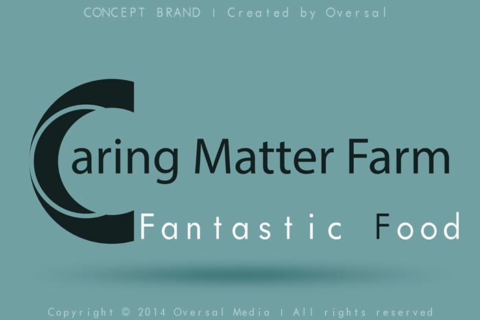 Caring Matter Farm concept brand