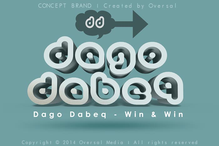 Dago Dabeq concept brand