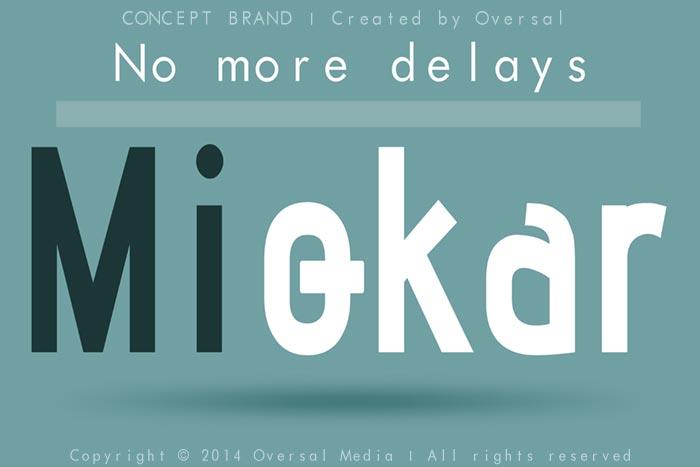Miokar concept brand