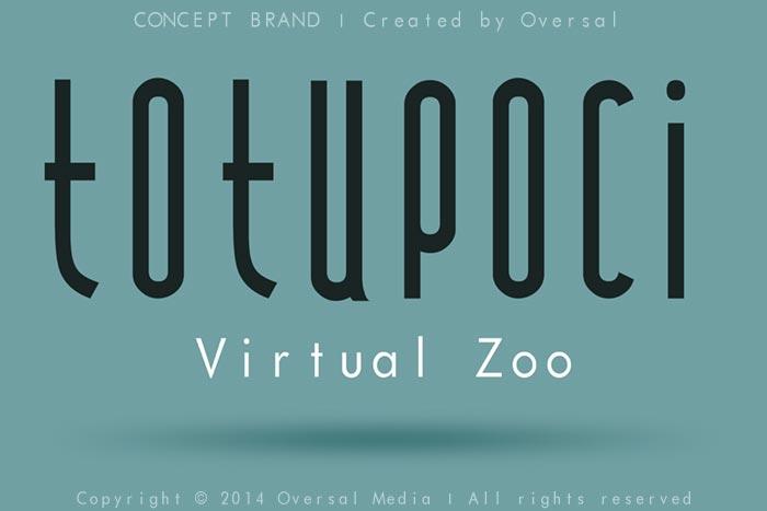 Totupoci concept brand