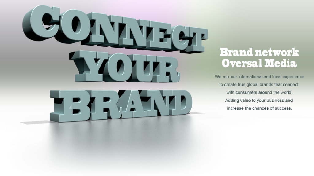 Connect Your Brand banner