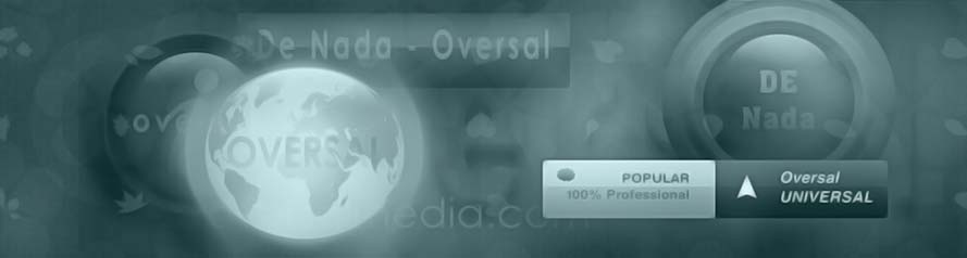 De Nada projects by Oversal