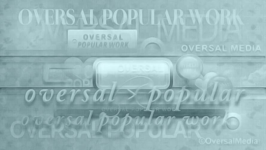 Popular Work By Team Oversal