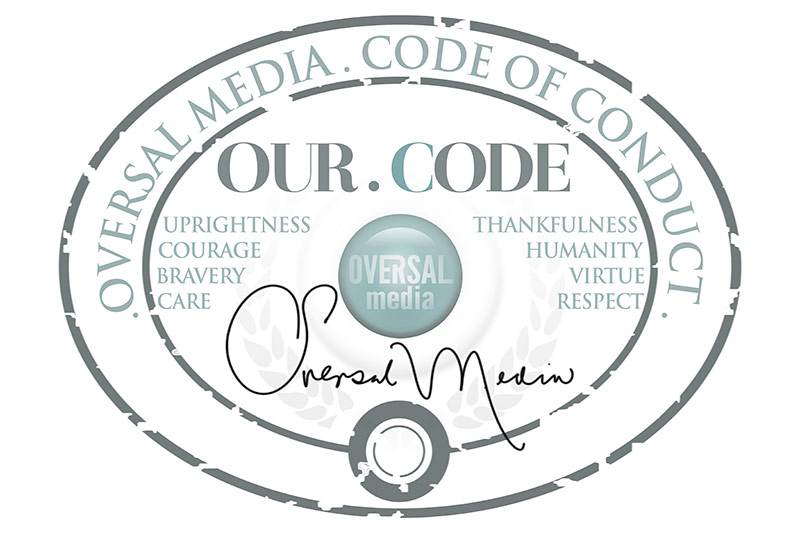 Code Of Conduct, Stamp Of Our Company